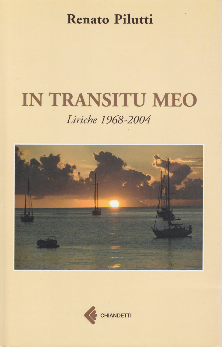 In transitu meo – liriche 1968 – 2004
